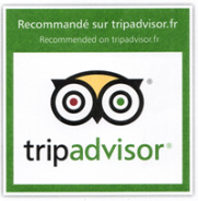 Cliquez sur le lien pour voir notre page sur Tripadvisor et n'hésitez pas à mettre un avis! Merci beaucou Click to see our page on TripAdvisor and feel free to leave your opinion! Thank you very much!